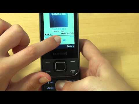 Samsung C3750 Video clips