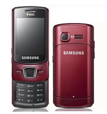 Samsung C6112 Dual Sim Red Unlocked   Wireless Everything