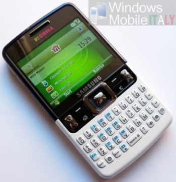 MTVs Samsung c6620 Reviewed at WindowsMobileItaly   Mobile Jaw