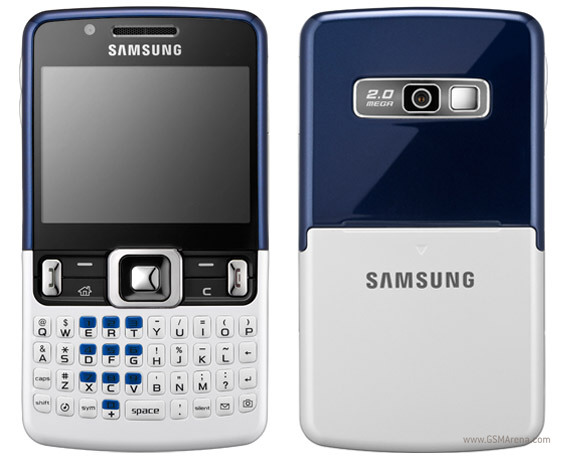 Samsung C6625   Full phone specifications