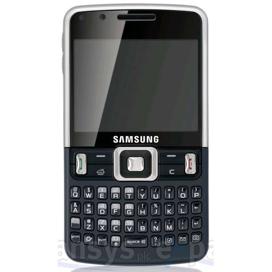 Samsung C6625 spotted     Windows Mobile plus QWERTY keyboard