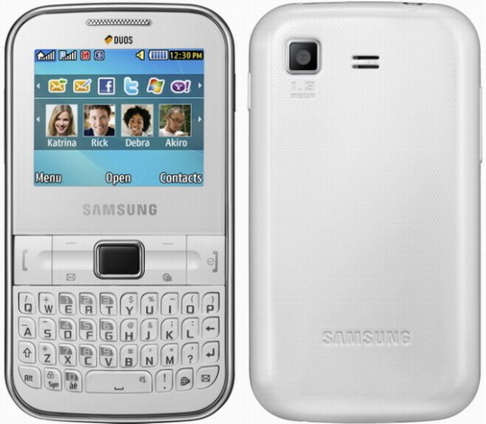 Samsung Chat 322  Ch t 322 or C3222  Price in Malaysia  Specs