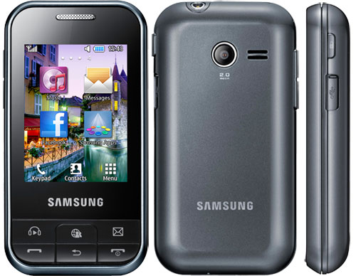 Messaging focused Samsung Ch t 350  C3500  is the latest to be
