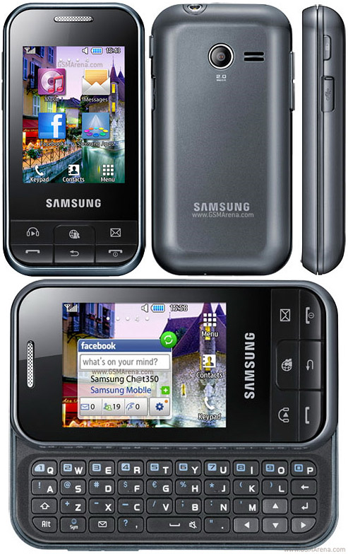 Samsung Ch t 350 pictures  official photos