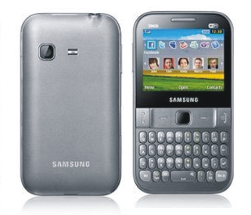 Buy Samsung Ch t 527  Silver  Online at Moviemart