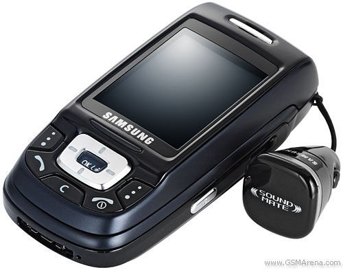 Samsung D500 pictures  official photos