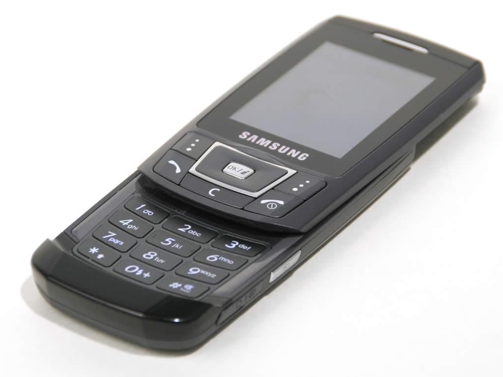 Unlock Samsung D820 phone