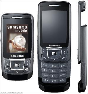 Samsung D870 Price in Philippine Peso