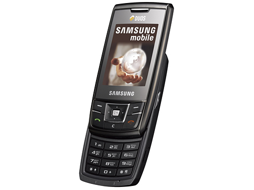 Samsung D880 Duos    Hillos