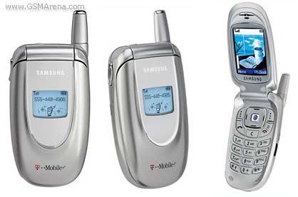 Samsung E105 pictures  official photos