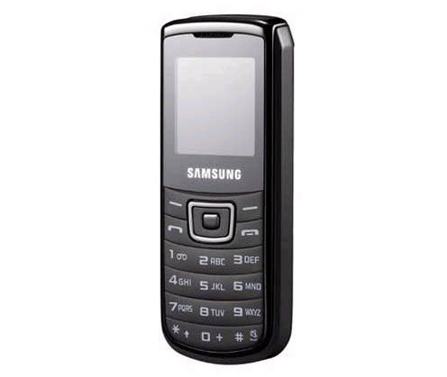 Samsung E1100 Device Specifications   Handset Detection