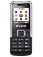 Samsung E1120   Full phone specifications