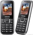 Samsung E1230 pictures  official photos