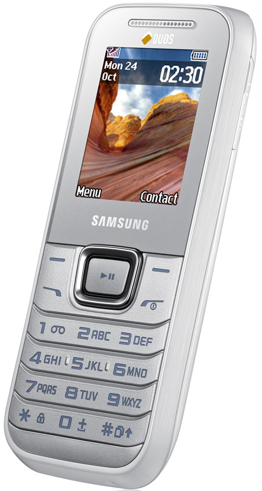 Samsung E1232B     Complete Mobile Phone Specifications