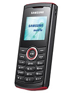 Samsung E2120   Full phone specifications