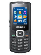 Samsung E2130   Full phone specifications