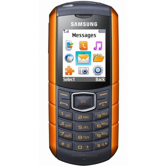 Samsung E2370 Xcover pictures  official photos