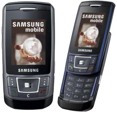 Samsung E250 PAYG Web Exclusive  Only   29 95 on selected networks