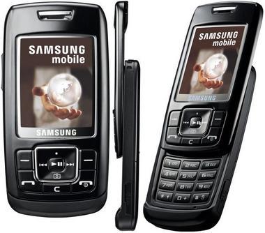 Samsung E251 Format Atma   Cep Telefonu