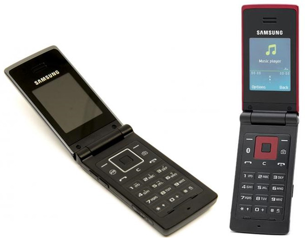 Samsung E2510 pictures  official photos