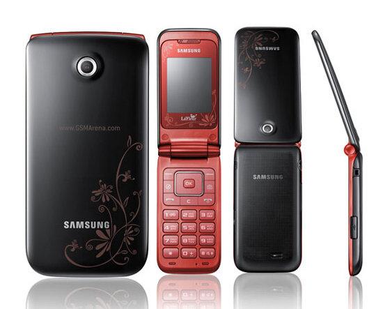 Samsung E2530 pictures  official photos