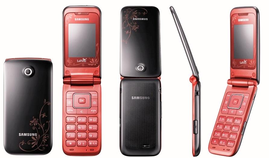 Samsung E2530 Le Fleur  e2530fleur    Mobile Phones Malta