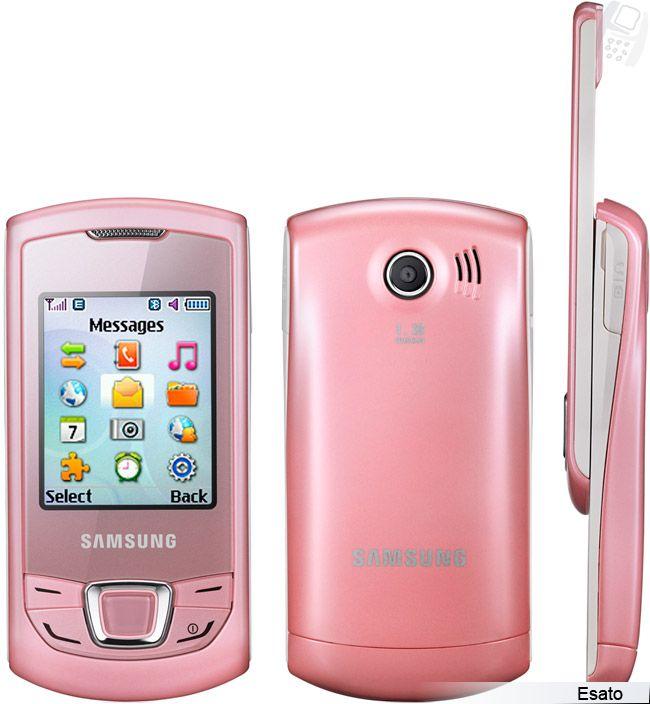 Samsung E2550 Monte Slide picture gallery