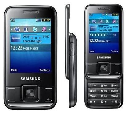 Samsung E2600   Classic Phone Slider