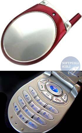 Samsung E410 pictures