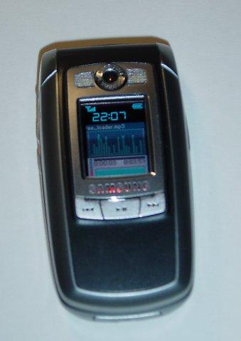 Digital Transition    Samsung E720