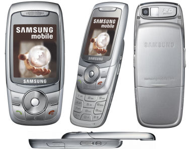 Samsung E740 mit Vertrag T Mobile D1 Vodafone D2 E Plus o2 BASE