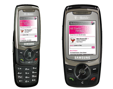 SAMSUNGs Digital World   GSM   SGH E740 BLACK  Right from the