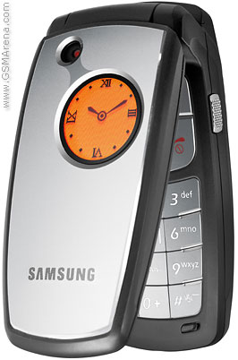 Samsung E760 pictures  official photos