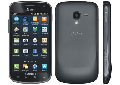 Samsung Exhilarate i577 review  Eco friendly Android   Design and