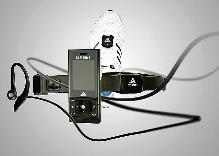 Samsung F110 miCoach  Adidas  Review by 3G