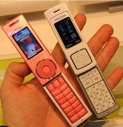 Samsung F200 Music Phone   iTech News Net