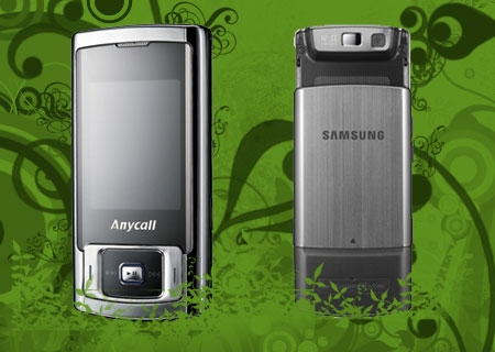 Samsung F268  the greenest mobile handset in the market   TechShout
