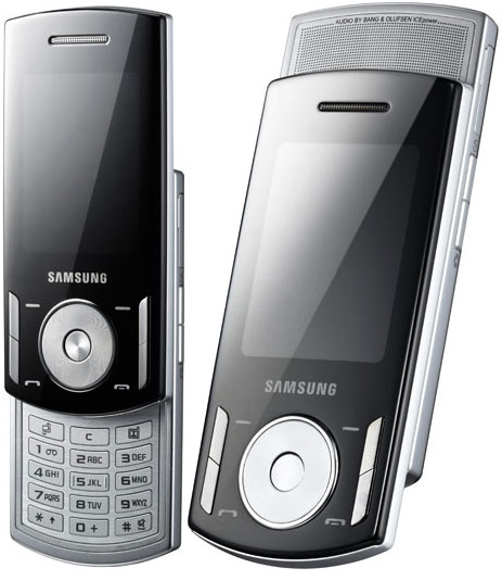 Samsung F400 phone photo gallery  official photos