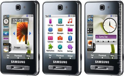 Samsung F480 TouchWiz   Samsung Tocco   Mobile Gazette   Mobile