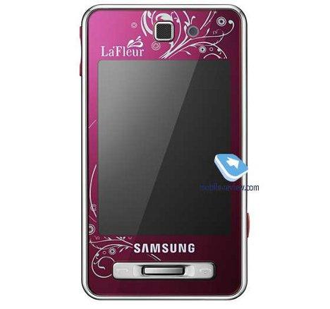 Samsung F480 La Fleur   Ubergizmo