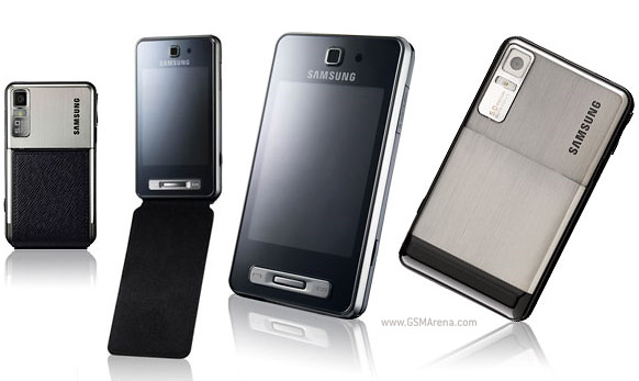 Samsung F480i pictures  official photos