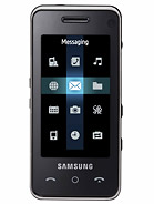 Samsung F490   Full phone specifications