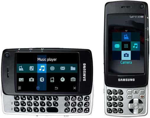 3GSM  Samsung F520  F510  F500 F300   News   Trusted Reviews