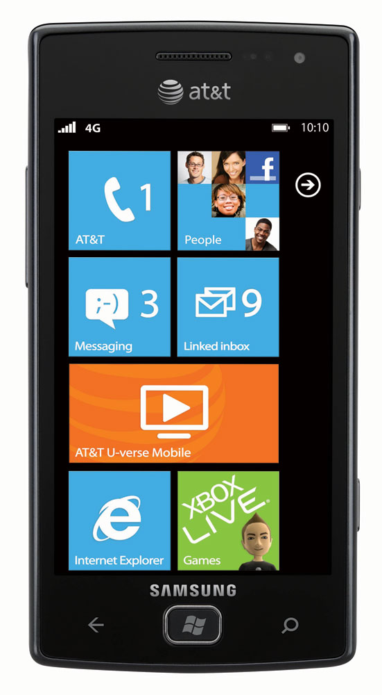 Samsung Focus Flash I677     Complete Mobile Phone Specifications