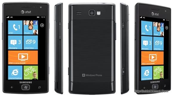 Samsung Focus Flash User Manual  SGH I677 User Guide for ATT