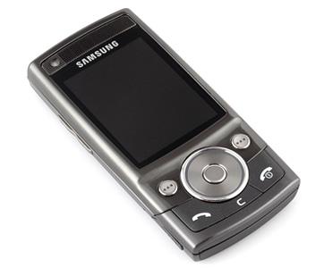 Samsung SGH G600 review