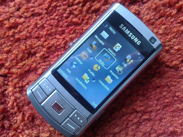 Samsung G810 review   All About Symbian