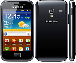 Samsung Galaxy Ace Plus S7500 Review and Specification Sharing