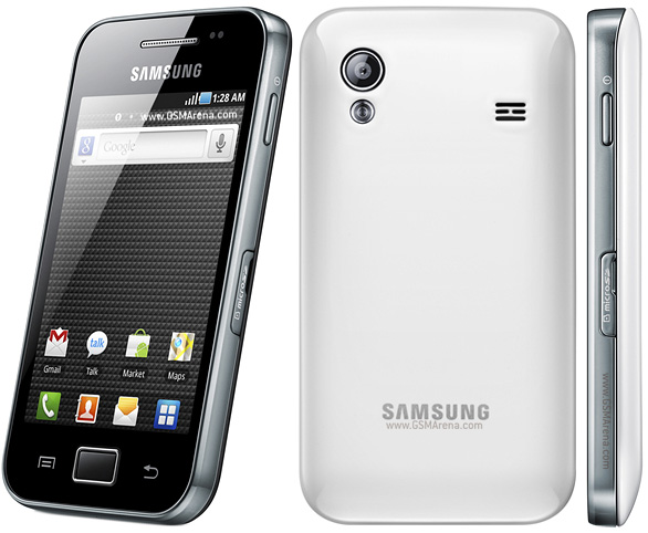 Samsung Galaxy Ace S5830 pictures  official photos