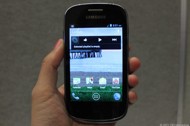 Samsung Galaxy Discover   CTIA 2013 brings new phones and devices